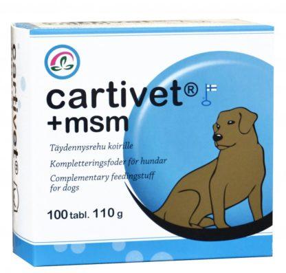 Cartivet + MSM